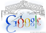 Grafik zu Googles Venice Update